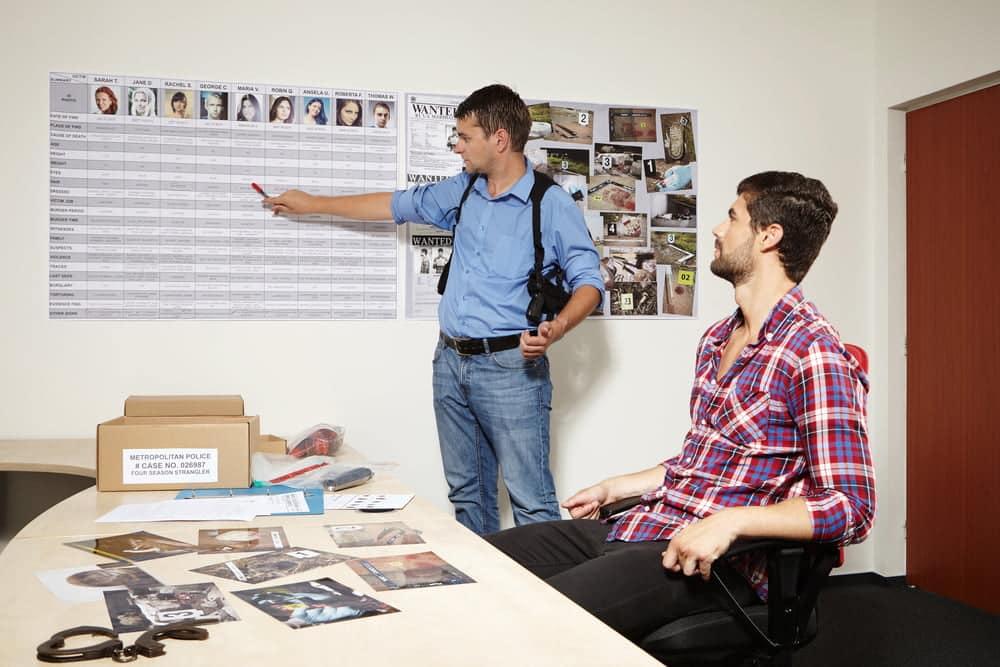 Designing an Interrogation Room Around Recording Equipment